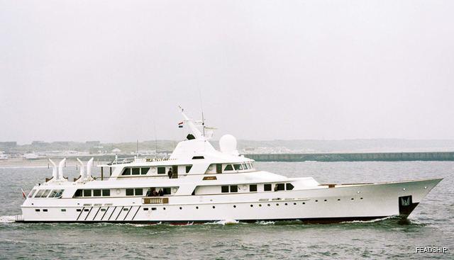 Abu Al Abyad Charter Yacht