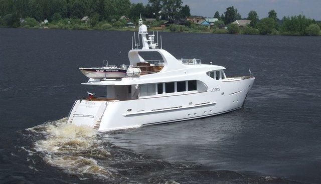 Аэлита Charter Yacht - 5