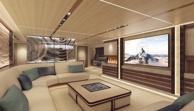 Galactica Super Nova Charter Yacht - 5