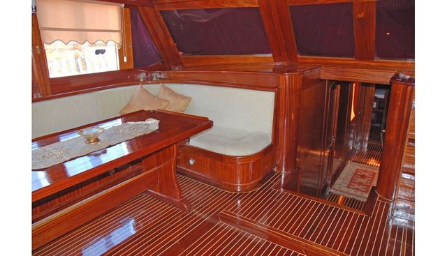Aderina Charter Yacht - 8