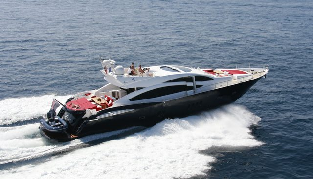 Kian Charter Yacht