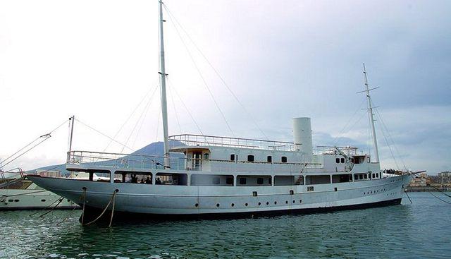 Argossy Charter Yacht