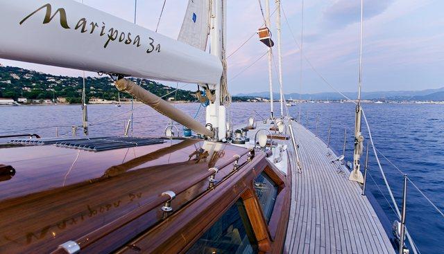 Grit Charter Yacht - 5