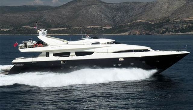Ntinos Blue Charter Yacht