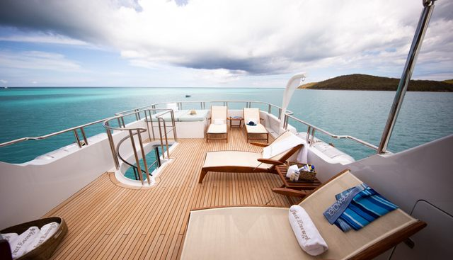 Just Enough Charter Yacht - 4