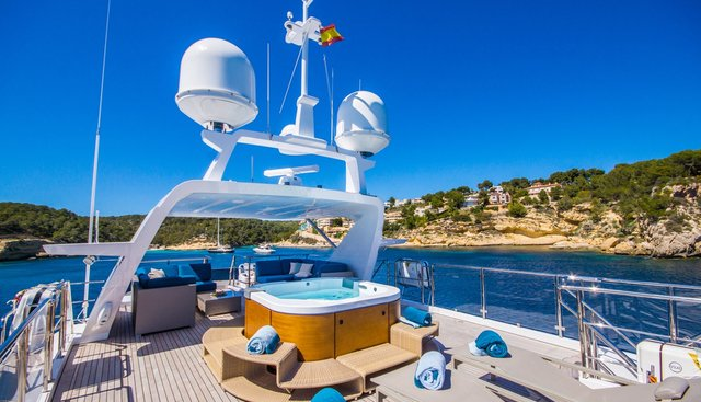 Kelly Ann Charter Yacht - 3