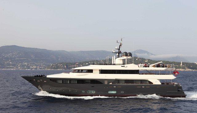 Lady Trudy Charter Yacht