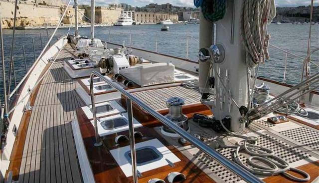 Blue Leopard Charter Yacht - 4