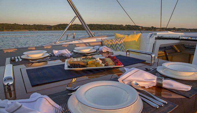 Graycious Charter Yacht - 2