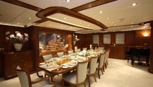 The Langley Charter Yacht - 8