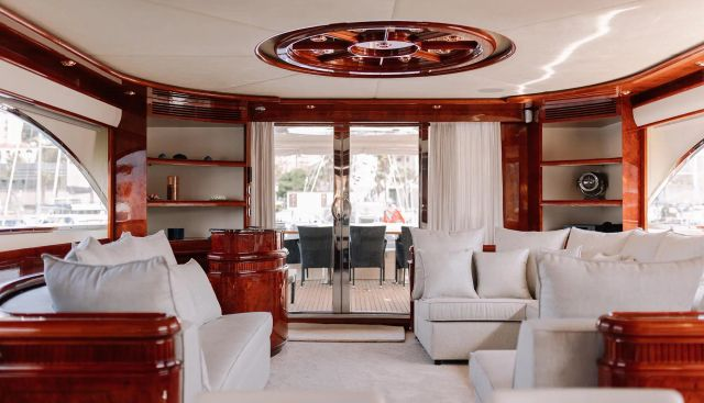 Astondoa Charter Yacht - 6