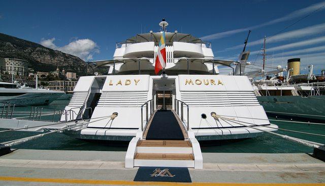 Lady Moura Charter Yacht - 5