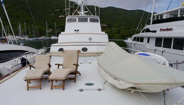 Silver Queen Charter Yacht - 3