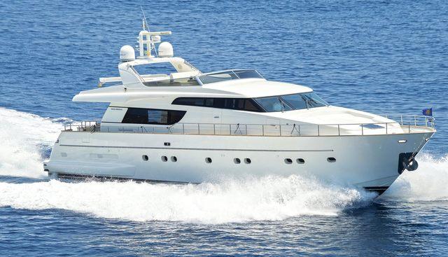 Fos Charter Yacht
