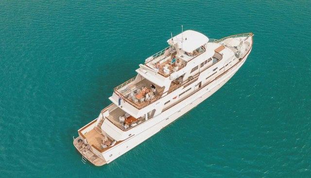 Sea Breeze III Charter Yacht - 2