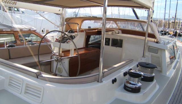 Adjutor Charter Yacht - 2