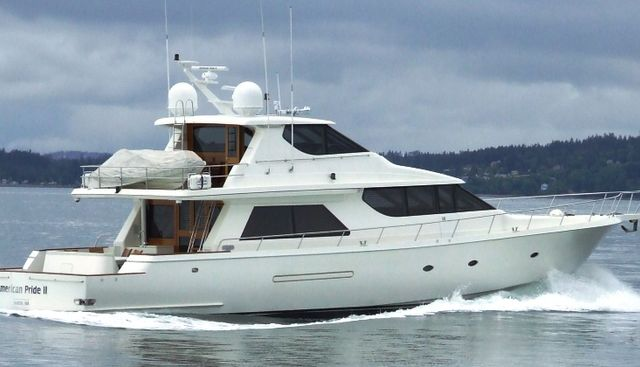 American Pride Charter Yacht