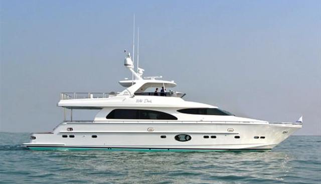 Happy Now Charter Yacht