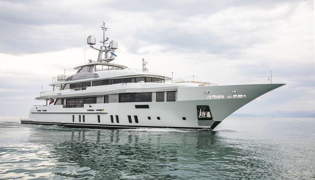 E.Motion+ Charter Yacht