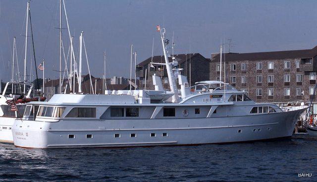 Mimi Charter Yacht