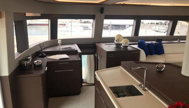 Mariah Princess III Charter Yacht - 7
