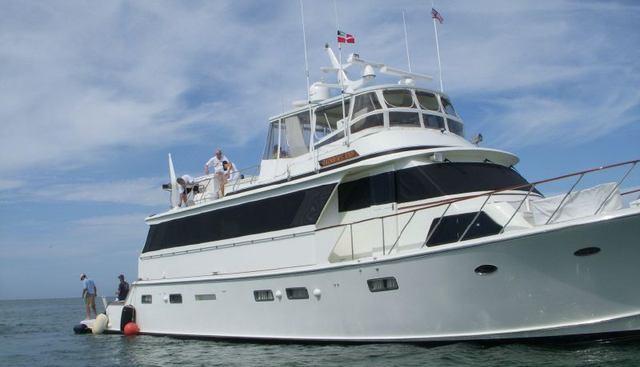 Rainbow's End Charter Yacht - 2