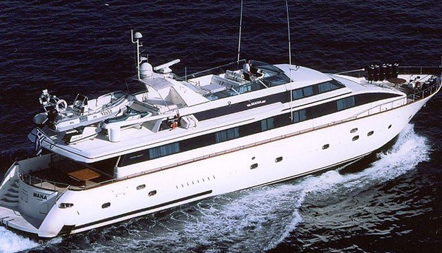 Mana Charter Yacht - 3