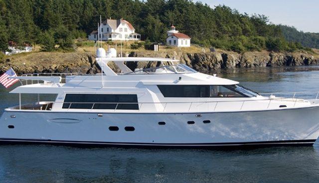 White Duchess III Charter Yacht