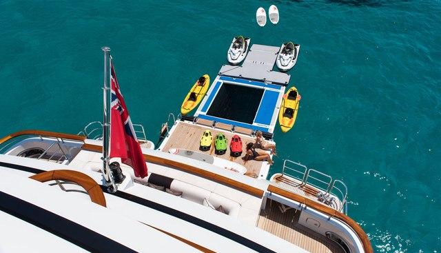 11/11 Charter Yacht - 5