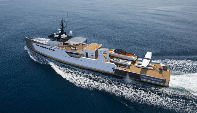 Gene Chaser Charter Yacht
