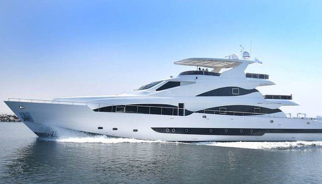 AS130 Charter Yacht