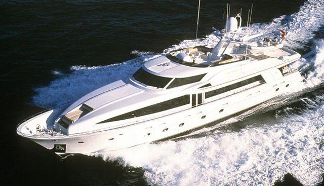 Patti Lou Charter Yacht