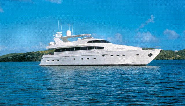 MJ Charter Yacht