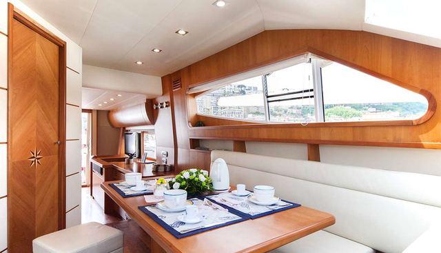 Nadazero Charter Yacht - 3