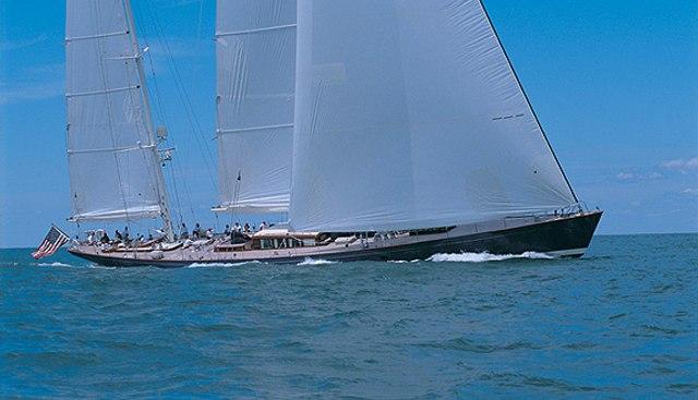 Rebecca Charter Yacht