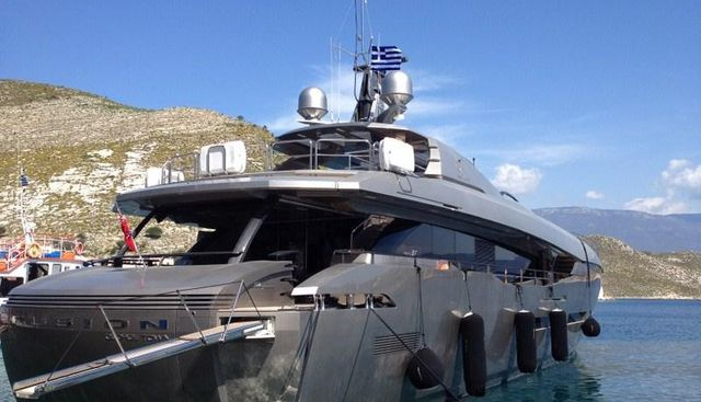 Fusion Charter Yacht - 4