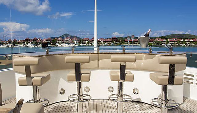Lusia M Charter Yacht - 4