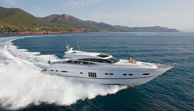 Floridan Charter Yacht