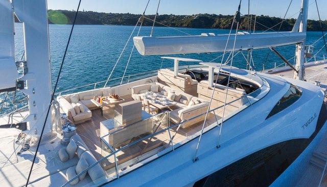 Twizzle Charter Yacht - 2