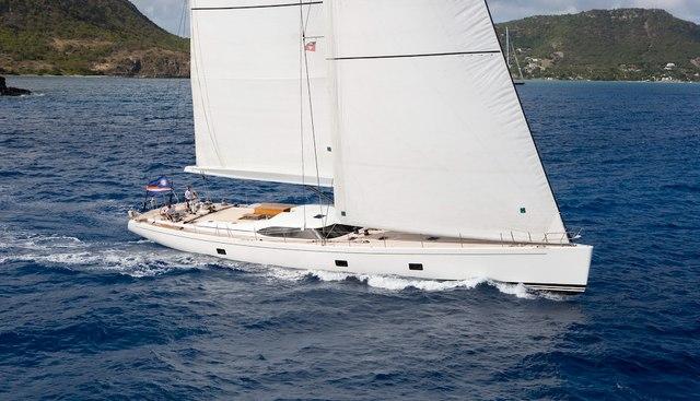 Thirty Nine Charter Yacht