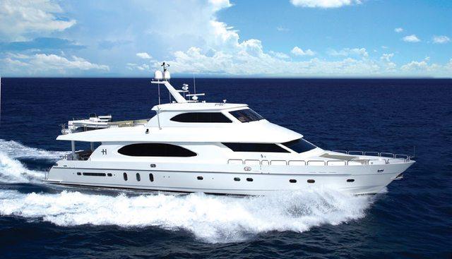 Tigers Eye Charter Yacht