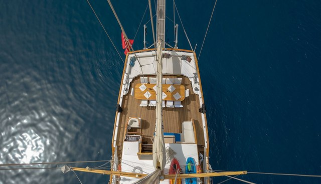La Reine Charter Yacht - 4
