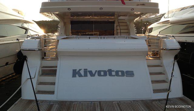 Kivotos Charter Yacht - 2