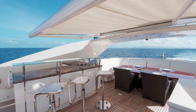 Antelope IV Charter Yacht - 4
