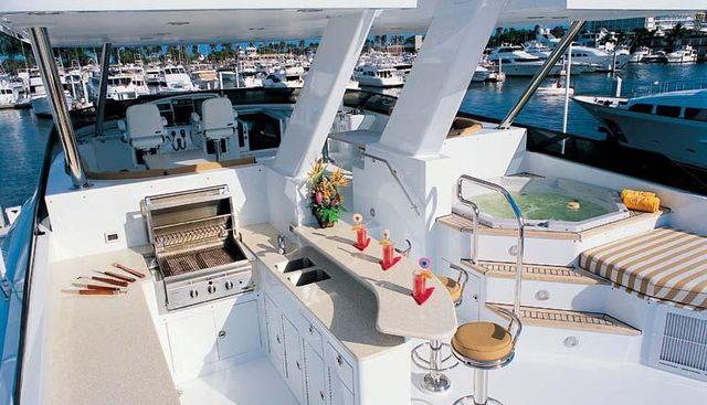 Risk & Reward Charter Yacht - 2
