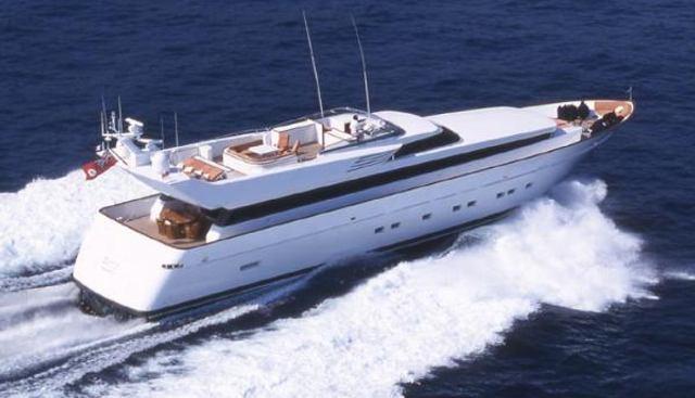 Spyk Charter Yacht