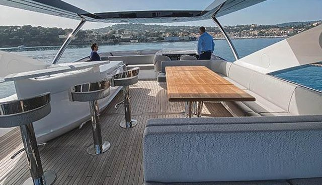 Insomnia Charter Yacht - 3