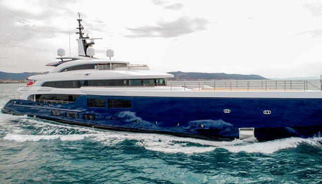 Zazou Charter Yacht