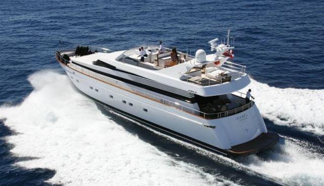 Trapezus Charter Yacht - 3