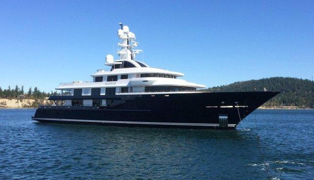 Albatross Charter Yacht